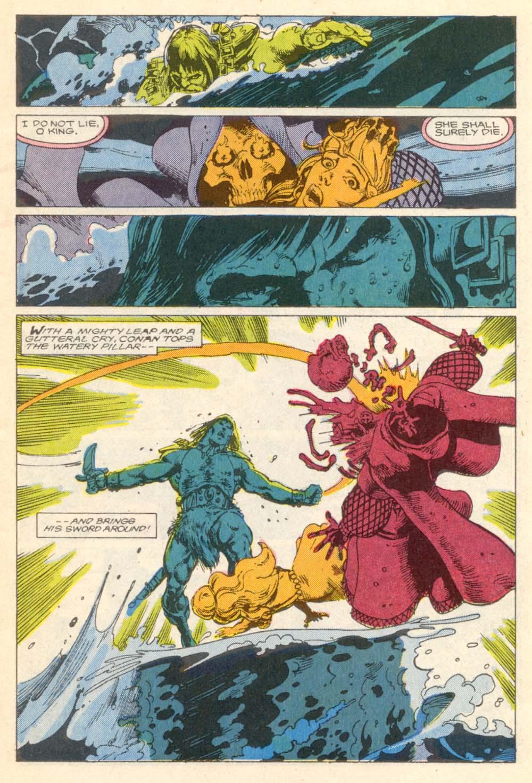 Conan the Barbarian (1970) Issue #203 #215 - English 9