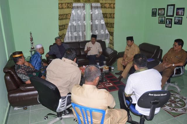 Rencana Pembentukan Forum Silaturrahmi Ummat Islam Kota Tanjungbalai