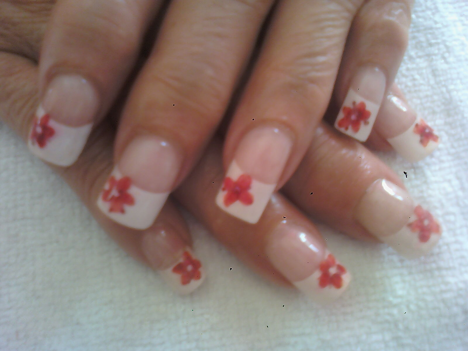 U as de acrilico nails princess nuevos dise os for Disenos de unas 2012
