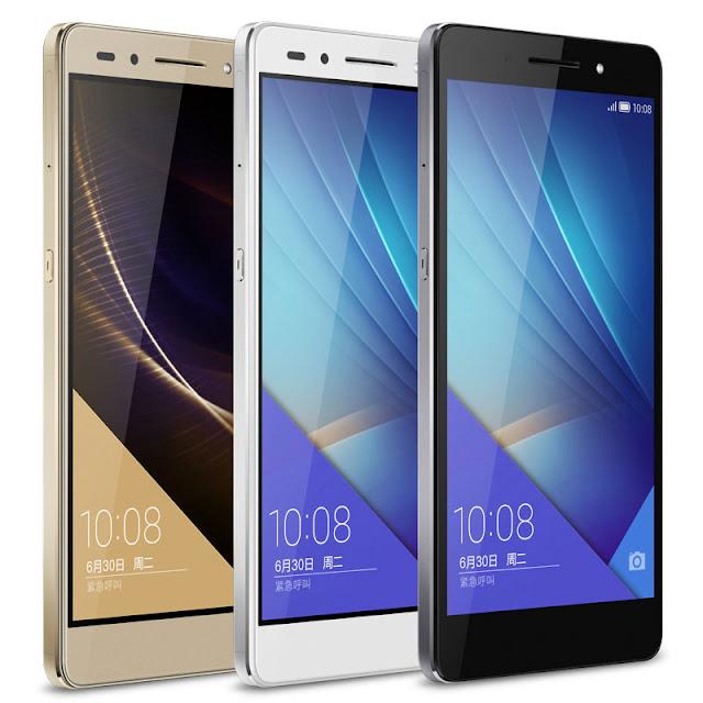 Inilah jeroan Huawei Honor 7, sebelum Anda membeli lihat dulu isinya