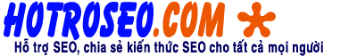 Chia sẻ kiến thức SEO (Search Engine Optimization) và Online Marketing