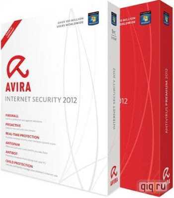 Avira Antivirus Premium and Internet Security 2013