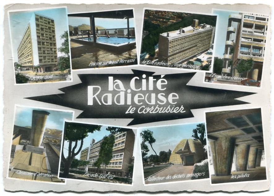architectures de cartes postales 2 le corbusier en miniatures. Black Bedroom Furniture Sets. Home Design Ideas