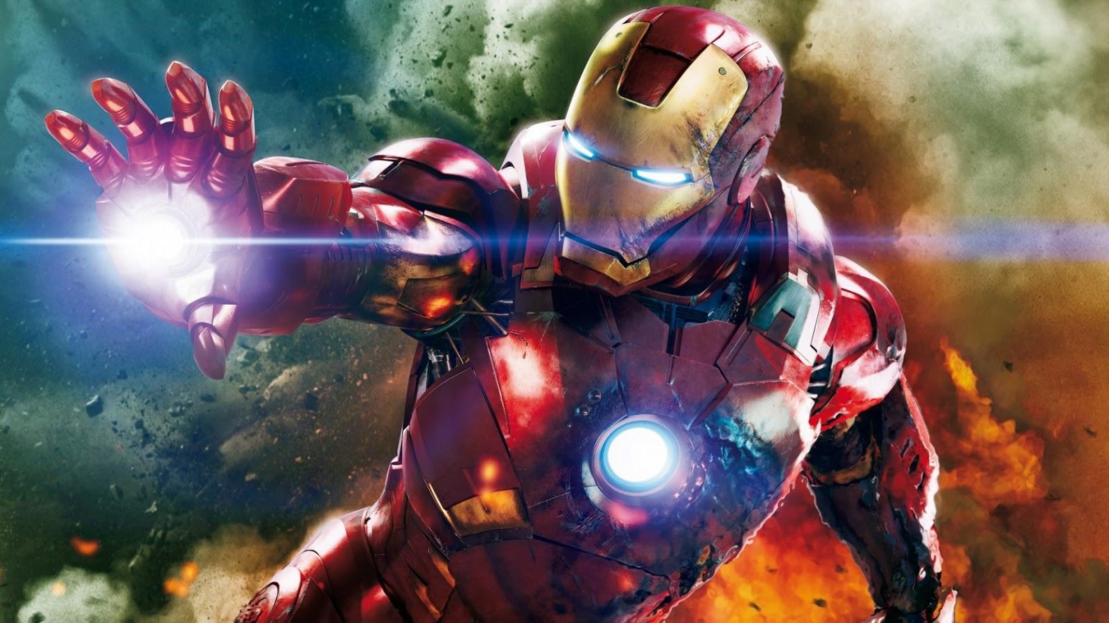 Iron Man 3 Wallpaper