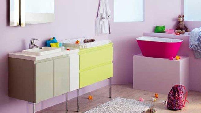Accesorios De Baño Infantiles:Para que los más jóvenes puedan usar el baño de la familia con