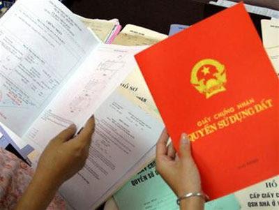 Khi làm sổ đỏ cần những giấy tờ gì?