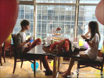 Greyson Chance China 2012 Date Winner Video