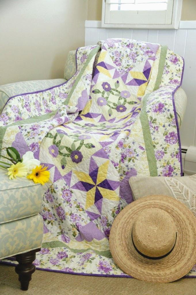 Springtime Splendor | Shabby Fabrics Exclusive