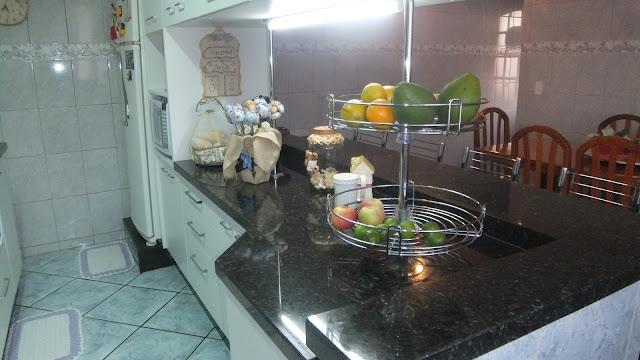 Cheirinho di Mel Minha Cozinha -> Armario De Banheiro Tmc