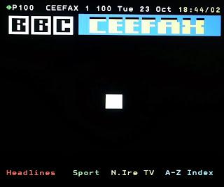 Ceefax Closing Down Screens 16 (c) Souriau