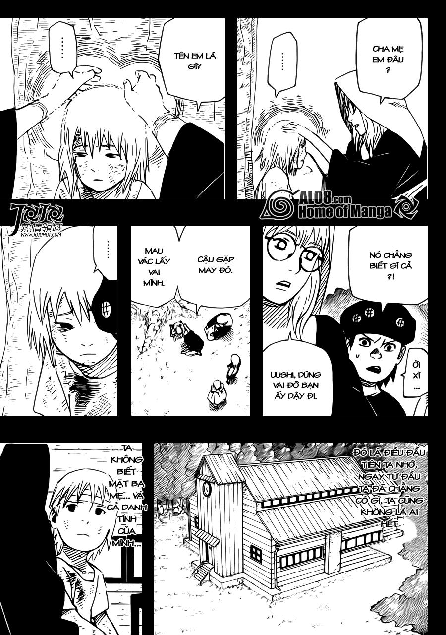 Naruto chap 582 Trang 9 - Mangak.info