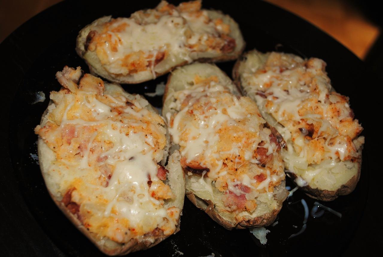 Картофель в микроволновой печи 2