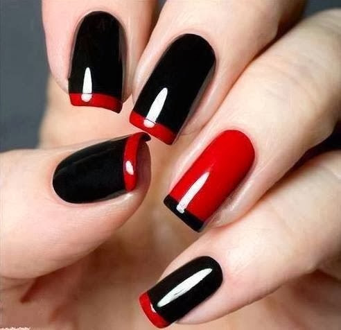 25 simple and easy nail art designs for cute girls you should easy nail art designs for girls prinsesfo Choice Image