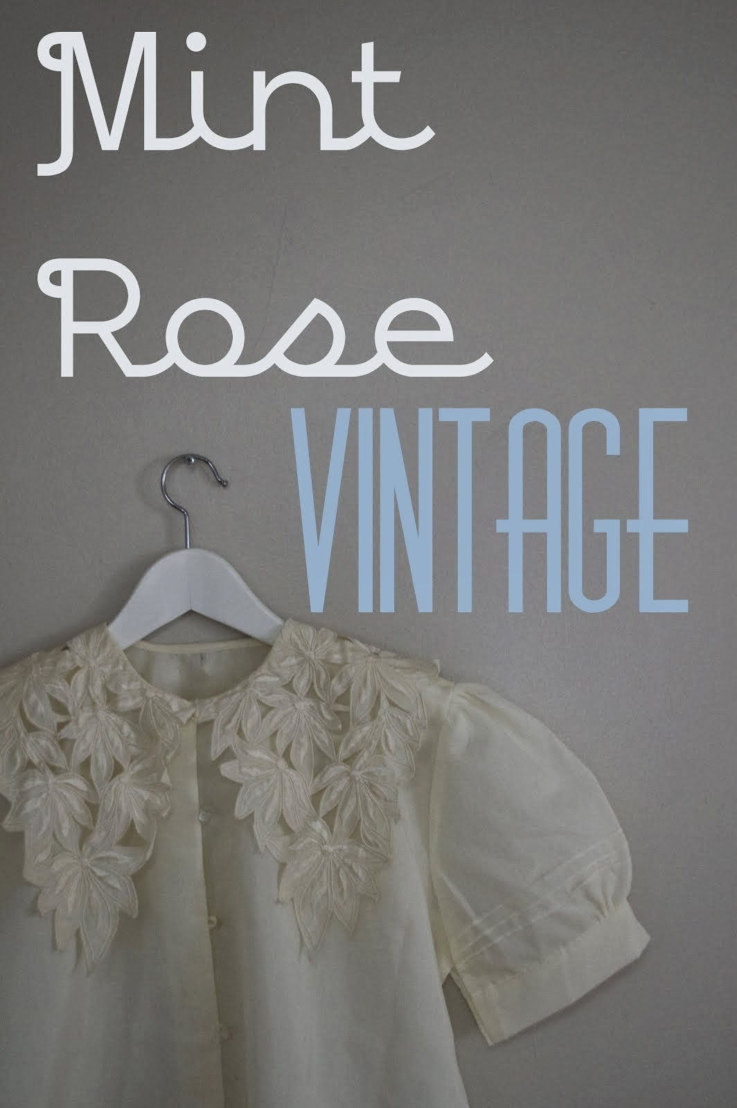 Check Out My Vintage Shop!