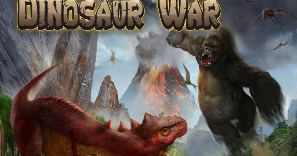 Dinosaur War v1.1.2 | igamehack.com