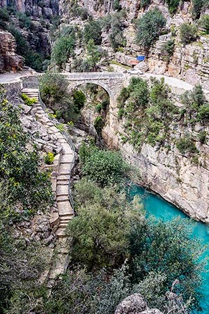 Kaprulu Kanyon