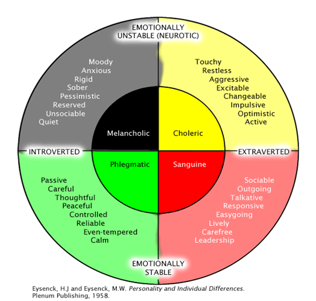 oi What Is Martens Schematic View Of Personality on