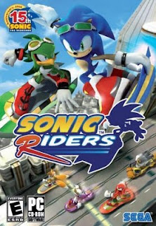 Download Sonic Riders PC Game Mediafire img