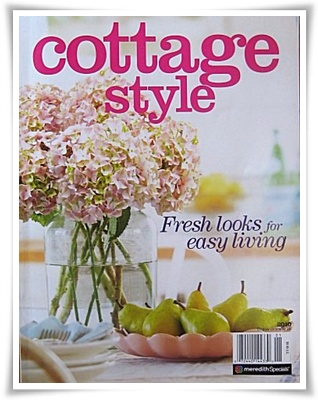 Shelly windham interior design little gift for Cottage design magazine