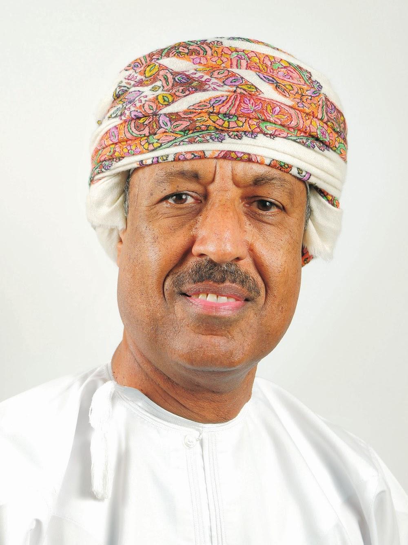 H.E. Darwish bin Ismail bin Ali AL Bulushi