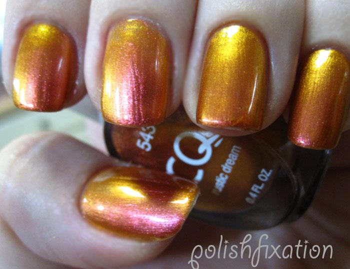 polish fixation: CQ: Rustic Dream