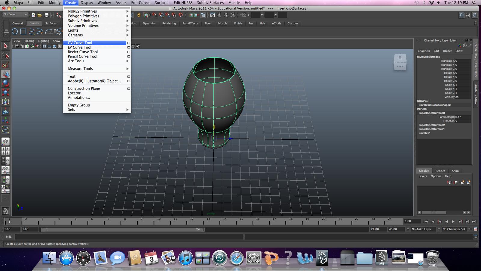 awath animation  maya