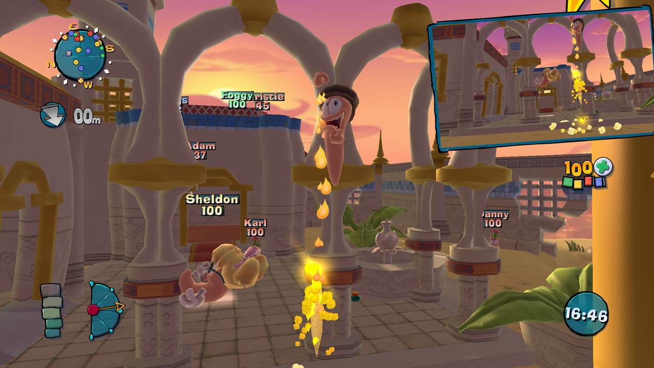 Worms 3d game for pc download
