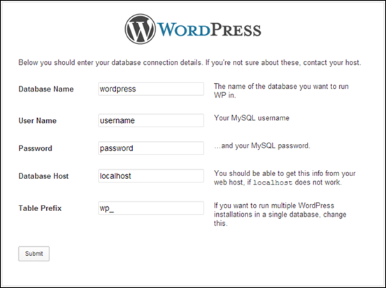 How To Install WordPress On A WAMP Server – Step By Step Guide