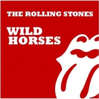 letra rolling stone wild horse:
