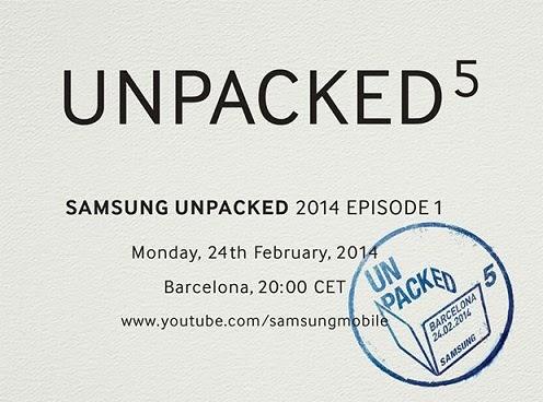 Samsung Galaxy S5 Specs, 2K Display 5.24-inch, Snapdragon 805/Exynos 6