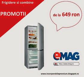 Promotii frigidere si combine