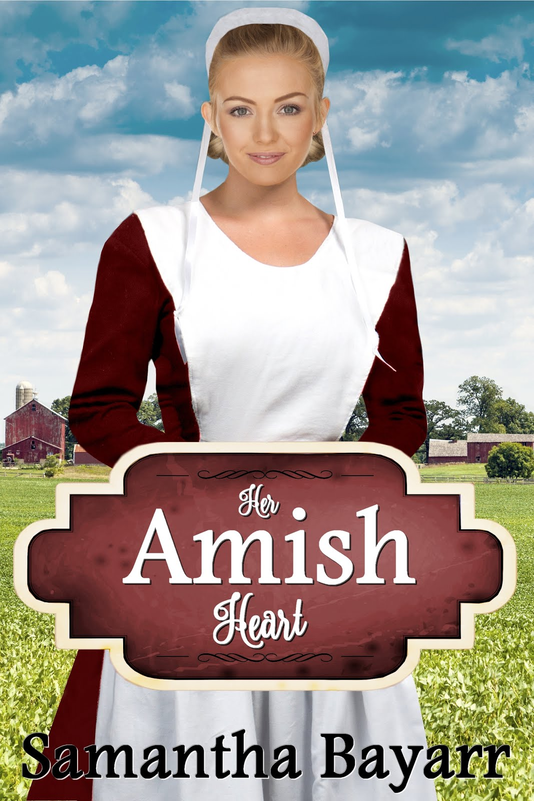 Her Amish Heart