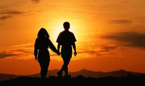 casal cristao - Família Unida com Deus