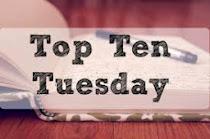 ✎Top Ten Tuesday