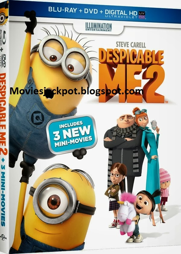 Download 2013 Despicable Me 2 Movie HD Wallpaper (5245) Full Size ...