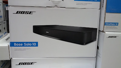 Bose Solo 10 TV Sound System offers great audio and sound