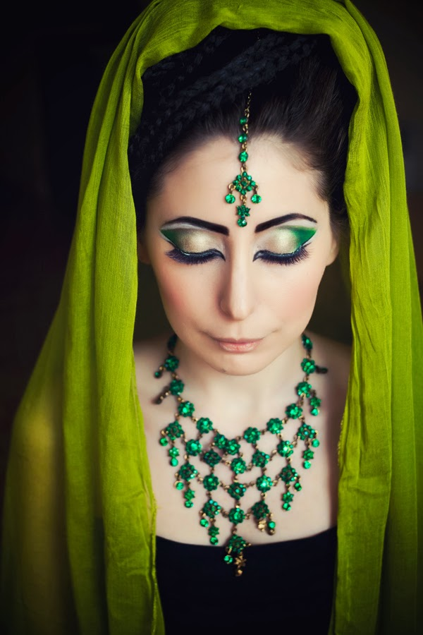 asian style wedding, arabic makeup, wedding photographer Birmingham