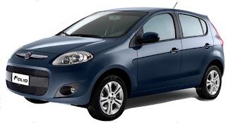 Fiat Palio Uruguay