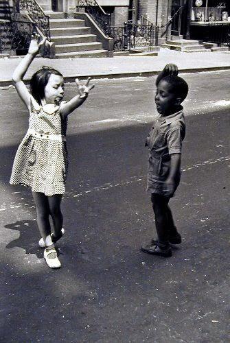 Dansen als een kind