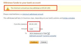 Cara Transfer Uang Dari Paypal Ke Bank Lokal