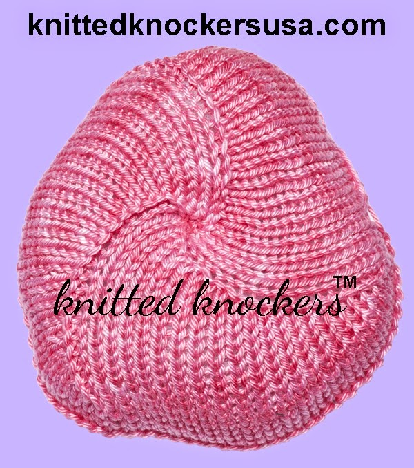 Knitted Knockers Pattern : KnittedKnockersUSA.ORG: May 2015