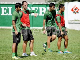 Oriente Petrolero - Ricky Añez - Danilo Peinado - Danny Bejarano - Rodrigo Vargas - DaleOoo.com web del Club Oriente Petrolero