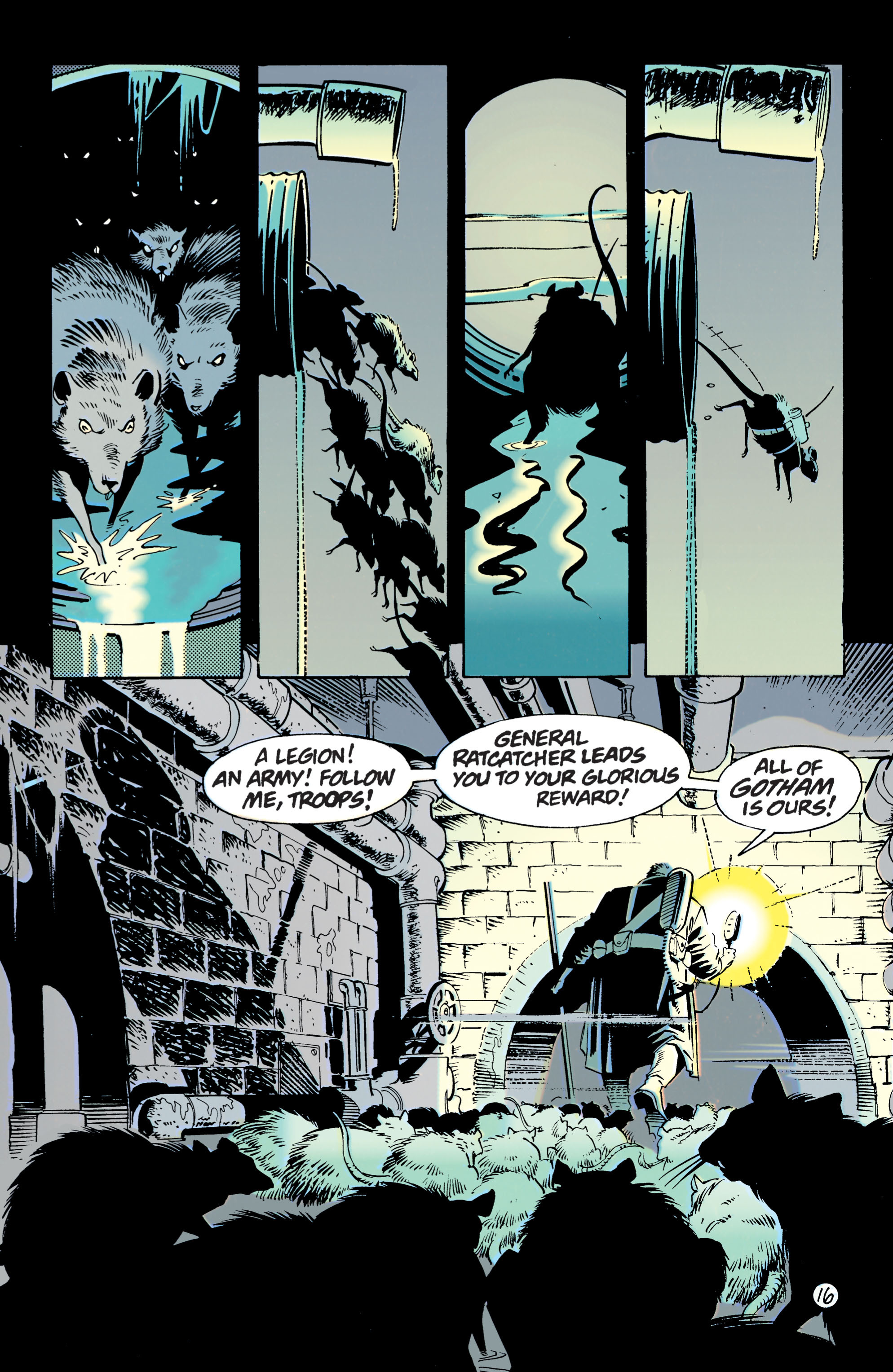 Detective Comics (1937) Issue #679 Page 17