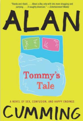 """Переиздание """"Волшебной истории Томми"""", обложка"""