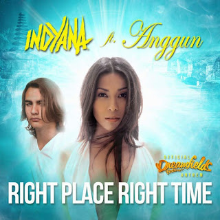 IndYana - Right Place Right Time (feat. Anggun)