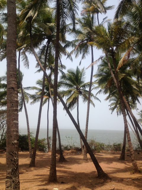 GOA - Land of Sun, Sand and Sea