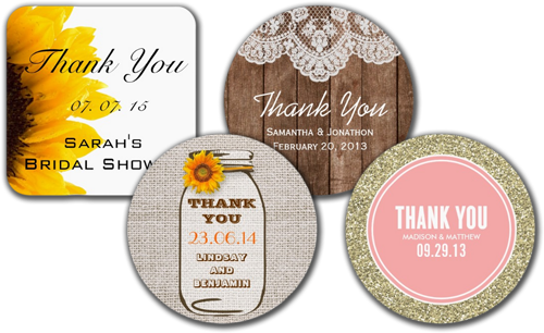 Wedding Stickers 20% Off Stickers