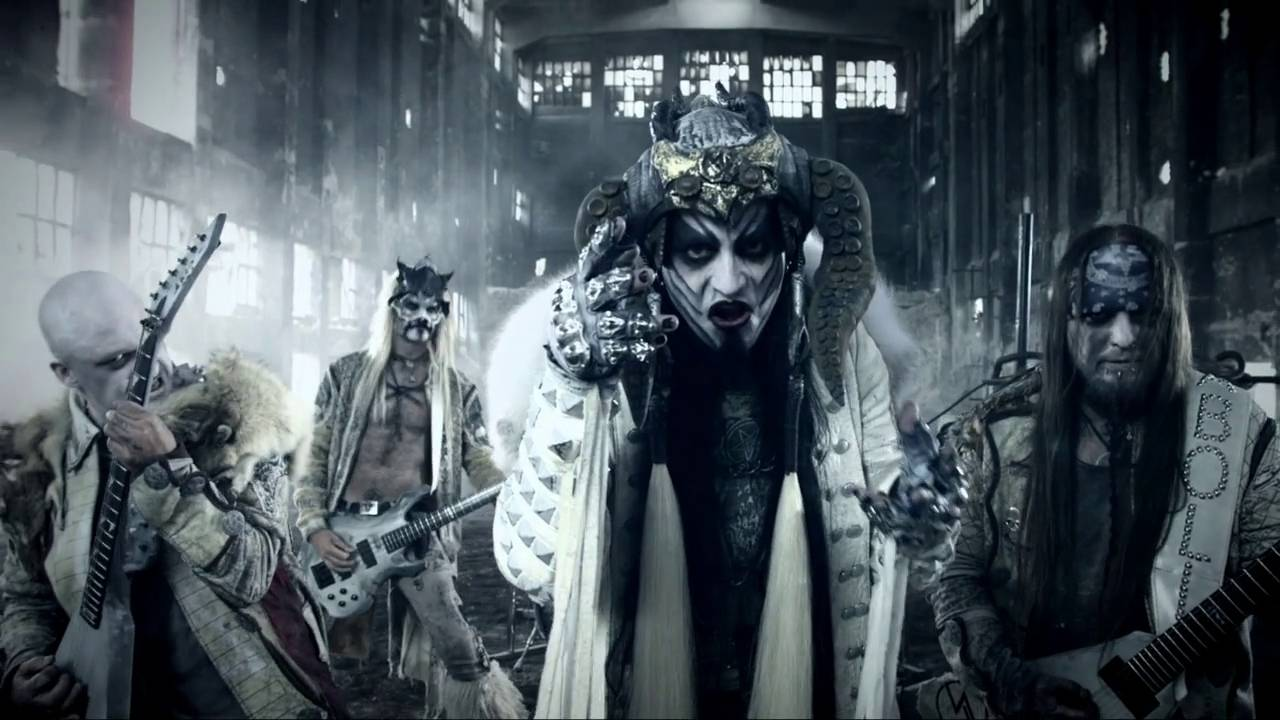 Dimmu Borgir: Forces of the Northern