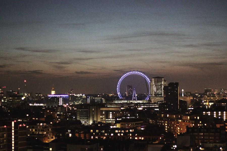 London skyline borough