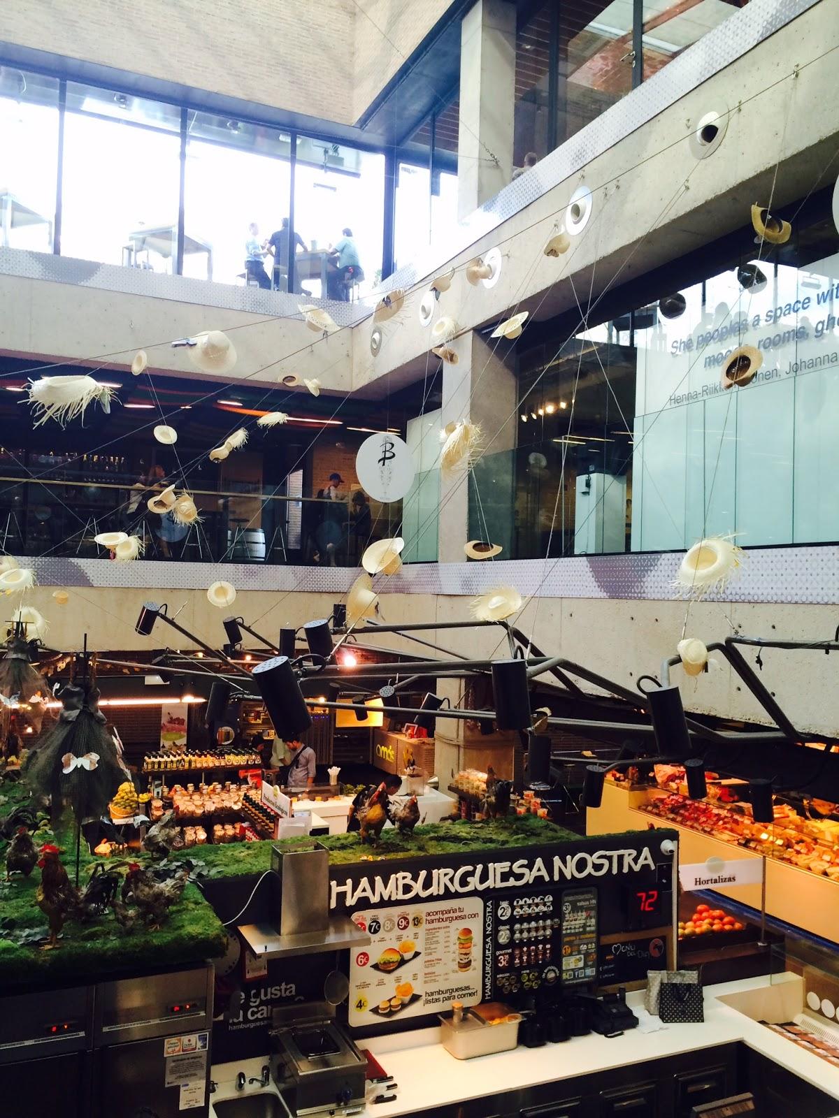 Mercado de San Antón Madrid - Hotspot